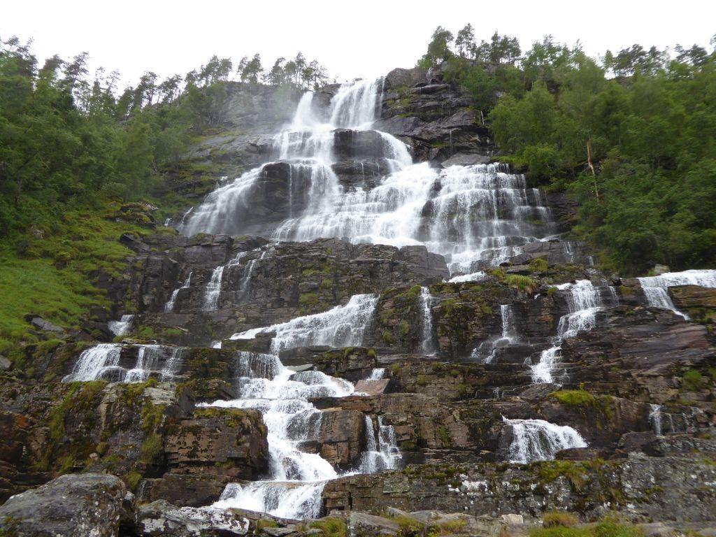 Tag der Wasserfälle
