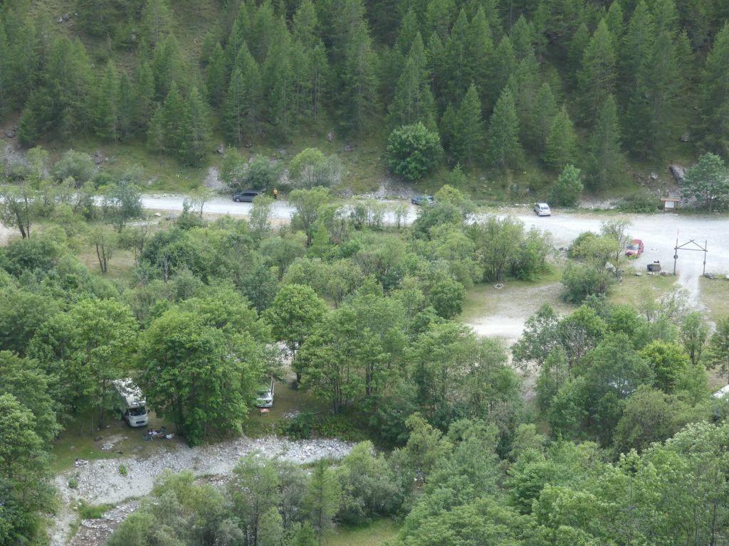 Campingplatz Cascate della Stroppia