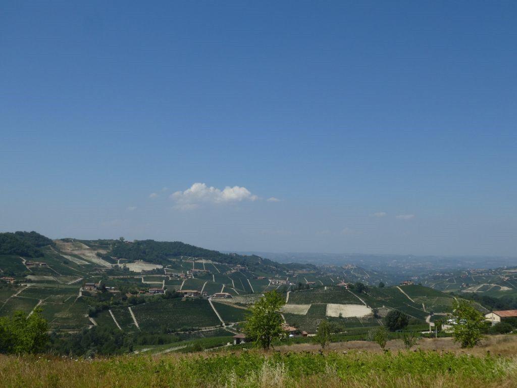 Landschaftsvielfalt im Piemont