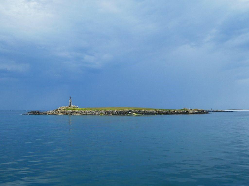 Glenan Inseln