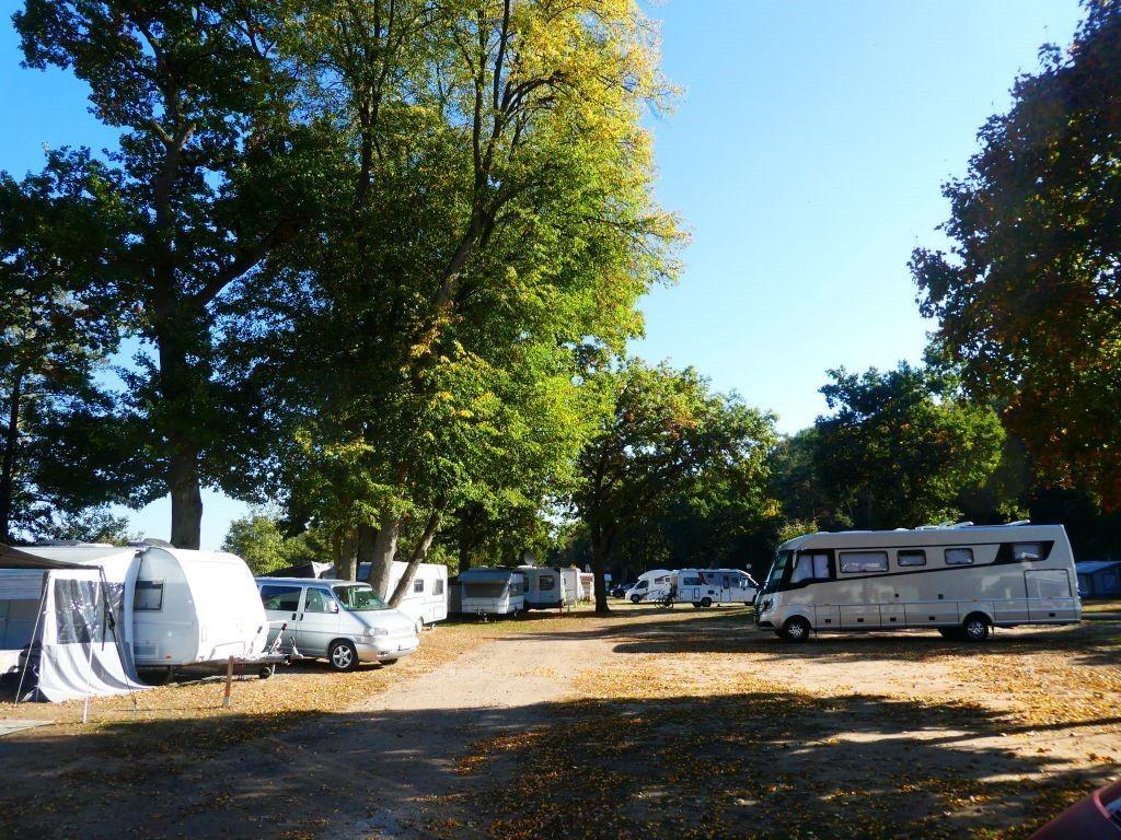 Campingplatz die Campinginsel bei Bamberg